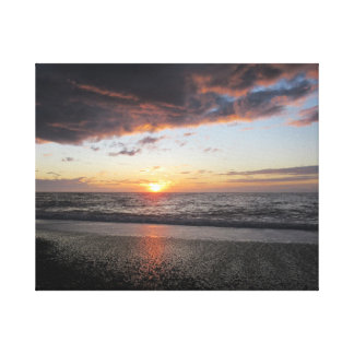 Sunrise Canvas Canvas Print