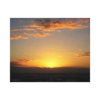 """Sunrise"" Canvas Canvas Print"