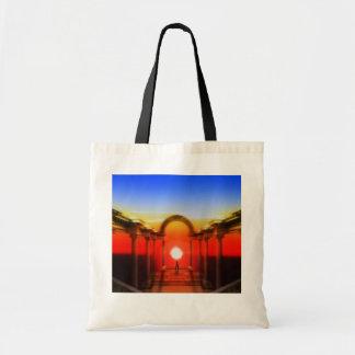 Sunrise Catcher Budget Tote Bag