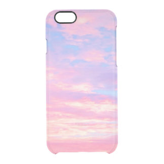 sunrise clear iPhone 6/6S case