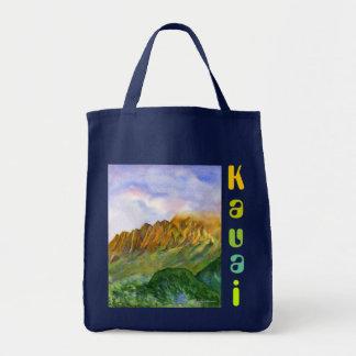 Sunrise Cliffs Kauai Hawaii Tote Bag