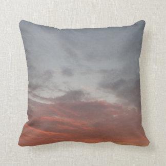 Sunrise clouds Throw Cushion 41 cm x 41 cm
