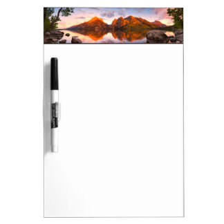 Sunrise Dry Erase Board