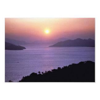 Sunrise, East China Sea Custom Announcement