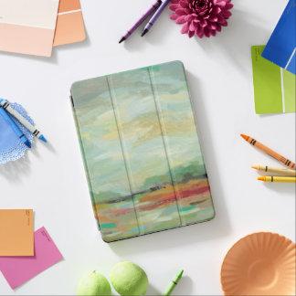 Sunrise Field Abstract Print | Silvia Vassileva iPad Air Cover