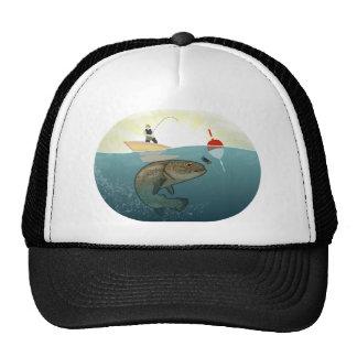 Sunrise Fishing Cap