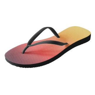 Sunrise Flip Flops