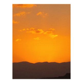 Sunrise Flyer Design