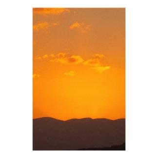 Sunrise Custom Flyer