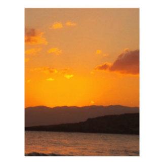 Sunrise Full Color Flyer