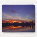Sunrise From San Diego Bay Mouse Mats