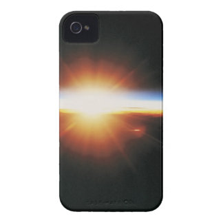 Sunrise from Space 2 iPhone 4 Cover