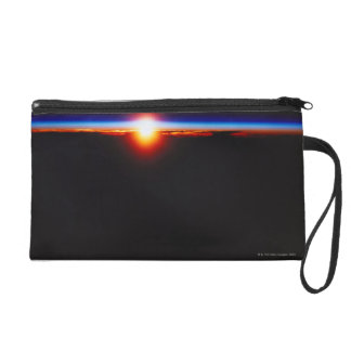 Sunrise from Space 3 Wristlet