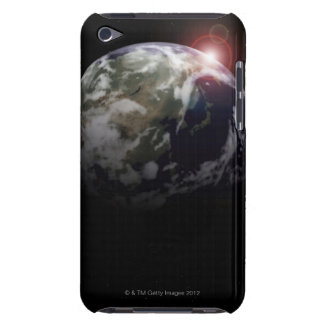 Sunrise from Space iPod Touch Covers