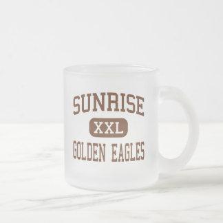 Sunrise - Golden Eagles - Continuation - Avenal Coffee Mugs