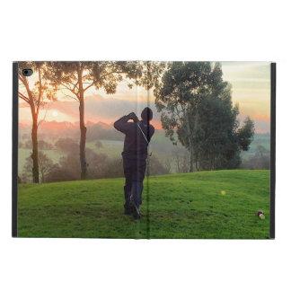 Sunrise Golfer Powis iPad Air 2 Case