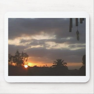 Sunrise in March Mouse Pad