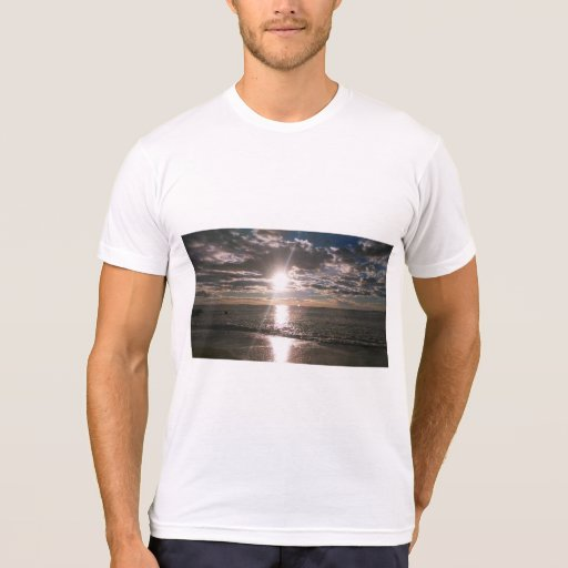 Sunrise in November in Spain T-shirt