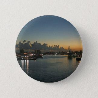 Sunrise in San Juan 6 Cm Round Badge