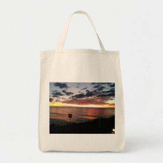 Sunrise in Spain Tote Bag by IreneDesign2011