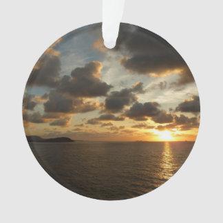 Sunrise in St. Thomas I US Virgin Islands