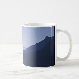 Sunrise in the Alps Coffee Mug