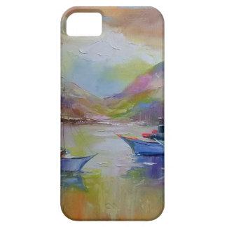 Sunrise in the bay iPhone 5 case