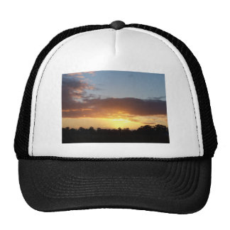 Sunrise In The Bush Trucker Hats
