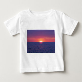 Sunrise In The Med Baby T-Shirt