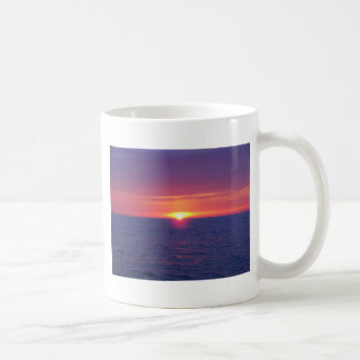 Sunrise In The Med Coffee Mug