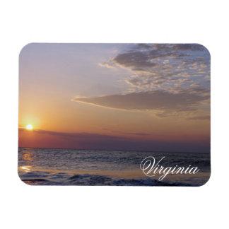 Sunrise in Virginia Magnet