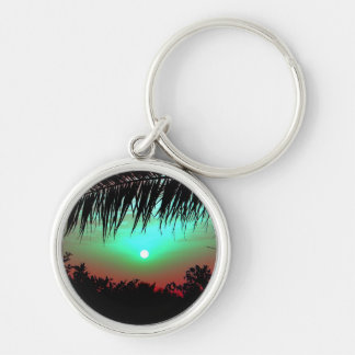 Sunrise Key Ring