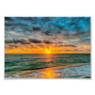 Sunrise Landscape Photographic Print