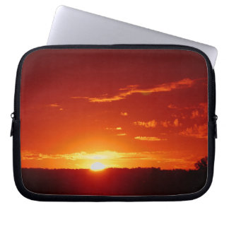 Sunrise Laptop Cover