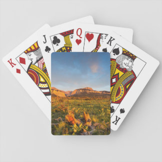 Sunrise Lights Blackleaf Canyon 2 Playing Cards
