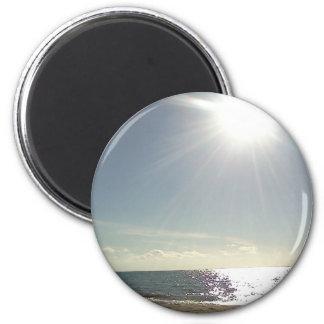 Sunrise Refrigerator Magnets