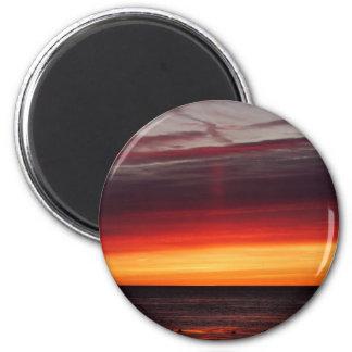 Sunrise Fridge Magnets