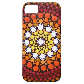 Sunrise Mandala phone case