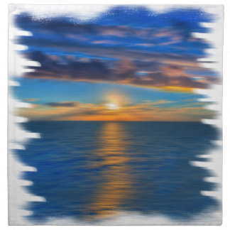 Sunrise Napkin