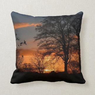 Sunrise, Nature's Beauty Cushion