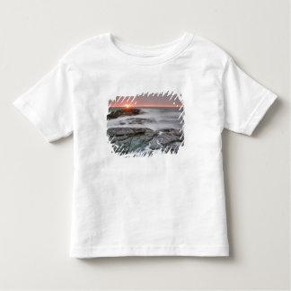 Sunrise near Brenton Point State Park on Ocean Toddler T-Shirt