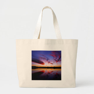 Sunrise Northern Tranquility Tote Bag
