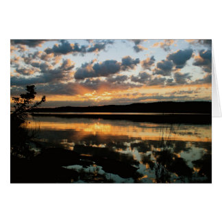Sunrise Notecard Stationery Note Card