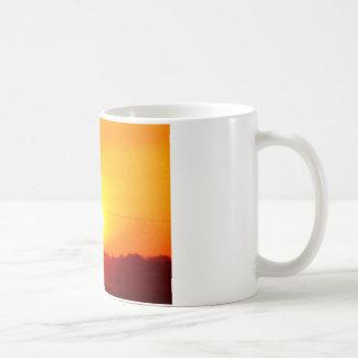 Sunrise Number 6 Coffee Mug