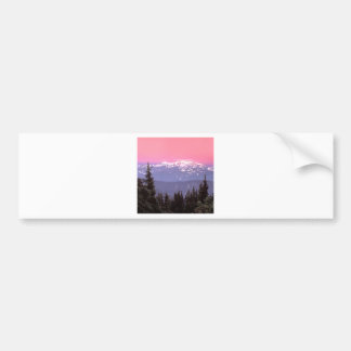 Sunrise Olympus Olympic Bumper Sticker