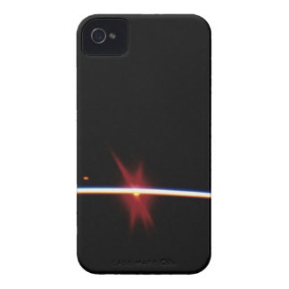 Sunrise on Earth's Horizon Case-Mate iPhone 4 Cases