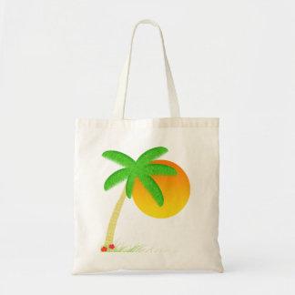 Sunrise on Maui Canvas Bag