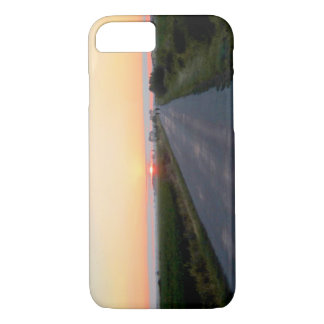 Sunrise on the Camino de Santiago iPhone 8/7 Case