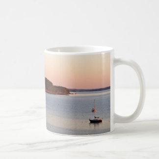 Sunrise on the Harbor Coffee Mug