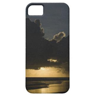 Sunrise over Indian Ocean, Vilanculos, Inhambane iPhone 5 Cases